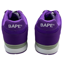 Load image into Gallery viewer, 12 Brand New Bape Purple Track Sta With Box