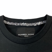 Load image into Gallery viewer, M Number Nine Denim NIN Logo Tee