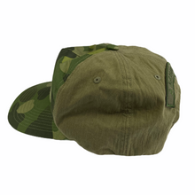 Load image into Gallery viewer, Bape Velcro Patch Camo SnapBack Hat