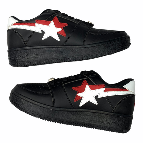 7 BRAND NEW! Bape Double Star Sta