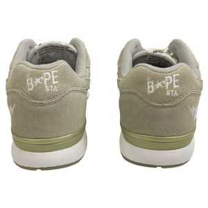 11 Bape Grey Suede Five Sta LT