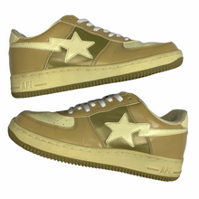Load image into Gallery viewer, 9.5 Bape Beige/Tan Sta With Box