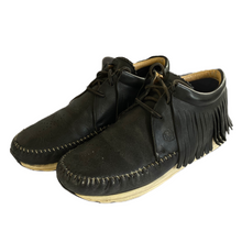 Load image into Gallery viewer, 10 VISVIM X UNDERCOVER X FRAGMENT Leather Shaman FBT