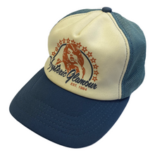 Load image into Gallery viewer, Hysteric Glamour Teal Paramount Girl Trucker Hat