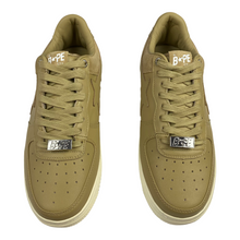 Load image into Gallery viewer, 9 Brand New Beige Bape Sta XXI Low With Box
