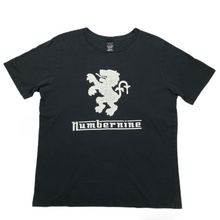 Load image into Gallery viewer, XL Number Nine Lion Emblem Logo Tee