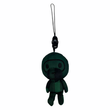 Load image into Gallery viewer, Bape Baby Milo Shadow Plaid Keychain