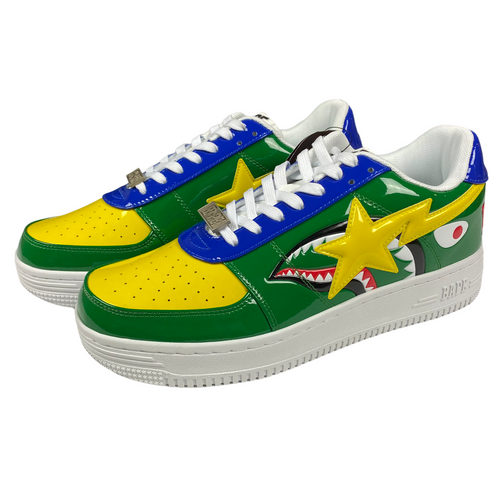 10 Brand New Bape Brazil Shark Sta With Box