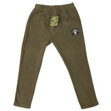 Load image into Gallery viewer, M Brand New Bape Olive Drab Fleece Sweat Pants