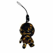 Load image into Gallery viewer, Bape Baby Milo Brush Camo Keychain