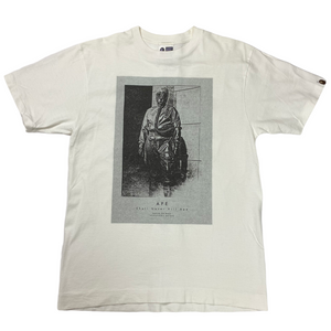 M Bape X Wtaps Revolutionary Warfare Tee