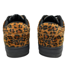 Load image into Gallery viewer, 9.5 Bape Cheetah Sta