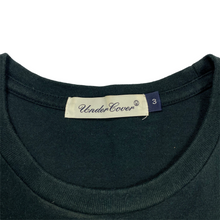 Load image into Gallery viewer, L Undercover Black Duality Tee