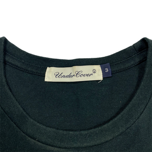 L Undercover Black Duality Tee