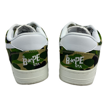 Load image into Gallery viewer, 8 Bape Green ABC Camo Sta With Box
