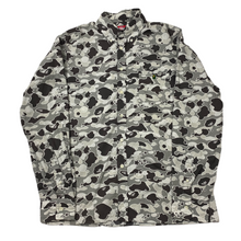 Load image into Gallery viewer, M Bape Psyche Camo Button Up