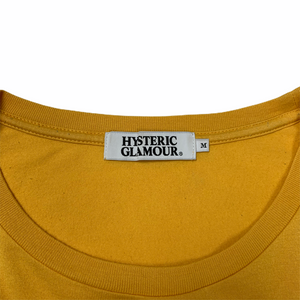 M Hysteric Glamous Special Delivery Tee
