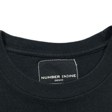 Load image into Gallery viewer, L Number Nine Denim Logo Tee