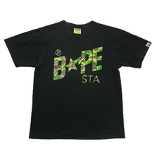 Load image into Gallery viewer, M Bape Green Camo Bape Sta Tee