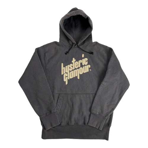 M Hysteric Glamour Wordmark Hoody