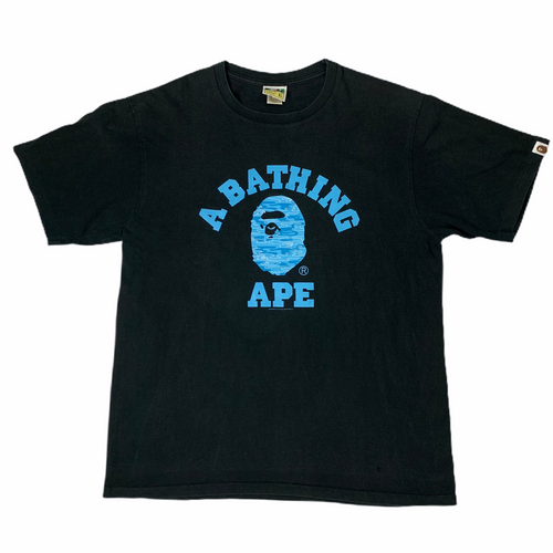 XL Bape Wavey College Camo