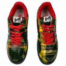 Load image into Gallery viewer, 10.5 Bape Isetan Plaid Sta