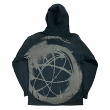 Load image into Gallery viewer, XL Futura Labs Large Atom Print Zip Hoody