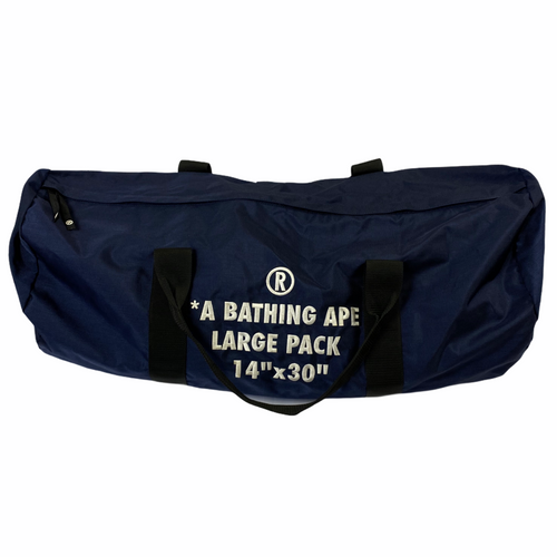 Bape Large Pack Trappers Delight Sized Bag