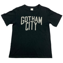 Load image into Gallery viewer, L Number Nine OG Takahiro Miyashita Silver Glitter Gotham City Tee