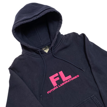 Load image into Gallery viewer, M Futura Laboratories FL Logo Hoody