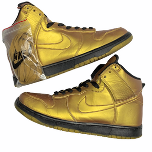 10 Nike 2004 Olympic Gold Dunks