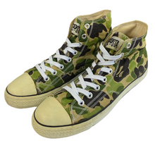 Load image into Gallery viewer, 9 OG Bape Green Camo Apesta