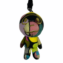 Load image into Gallery viewer, Bape Baby Milo Multi Camo Keychain