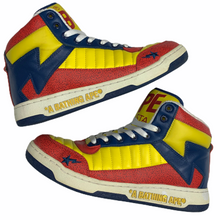 Load image into Gallery viewer, 9.5 Bape Red Yellow Blue 88 Sta With Box
