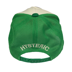 Brand New Hysteric Glamour Big Patch Trucker Hat