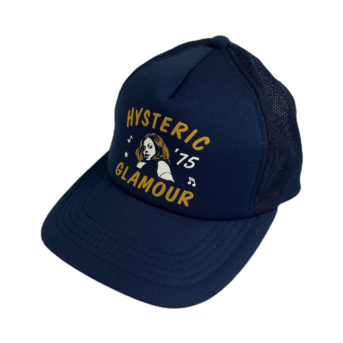 Hysteric Glamour 75 Vibes Trucker Hat