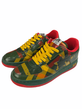 Load image into Gallery viewer, 7 Brand New Bape Isetan Plaid Sta W Box