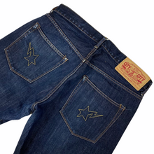 "Load image into Gallery viewer, L 34"" x 32"" Bape Double Star Bape Jeans"