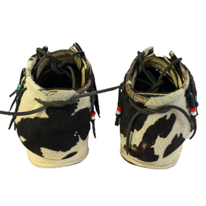 8 Visvim Black Cow Hide FBT