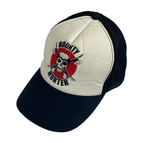 Bounty Hunter Cross Bones Trucker Hat