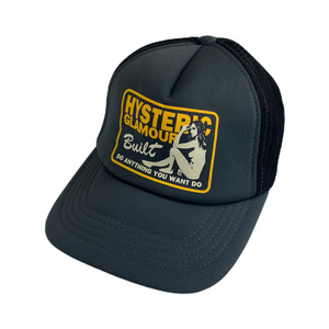 Hysteric Glamour Built Trucker Hat