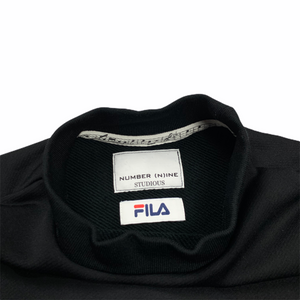 M Number Nine X Fila X Studious Pullover