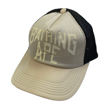 Load image into Gallery viewer, Bape Arc Spellout Trucker Hat