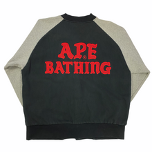 Load image into Gallery viewer, XL 90s Bape Skate Thing Stadium Jacket