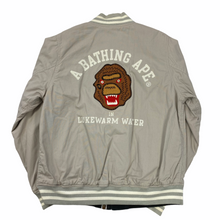 Load image into Gallery viewer, M Bape Chain Stitch Reversible Cotton Jacket
