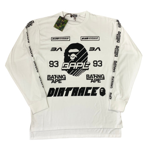 Brand New XL Bape Motorcycle Top