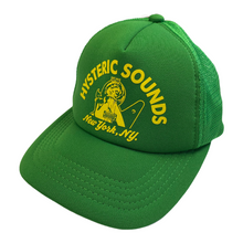 Load image into Gallery viewer, Hysteric Glamour Green New York Trucker Hat