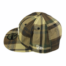 Load image into Gallery viewer, Bape X New Era Burberry Plaid 7 1/2 Fitted Hat