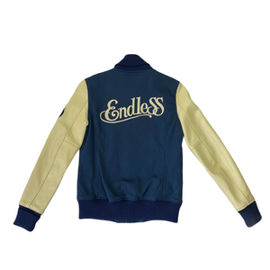 Small Hysteric Glamour Endless Varsity Jacket