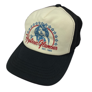 Hysteric Glamour Paramount Trucker Hat